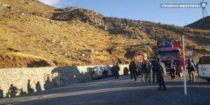 Şemdinli'de trafik kazası: 2'si ağır, 5 yaralı