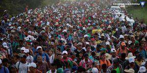Trump'tan göçmenlere: Ordumuz sizi bekliyor