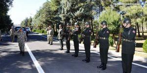 Genelkurmay Başkanı Güler, Diyarbakır'da