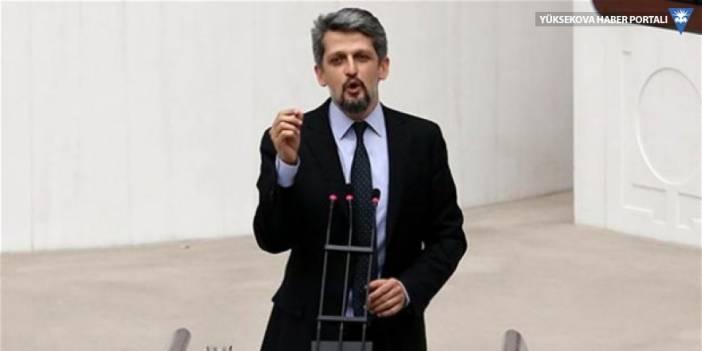 Paylan: Ermenilerin beklediği adalet Türkiye'nin meclisinde sağlanabilir