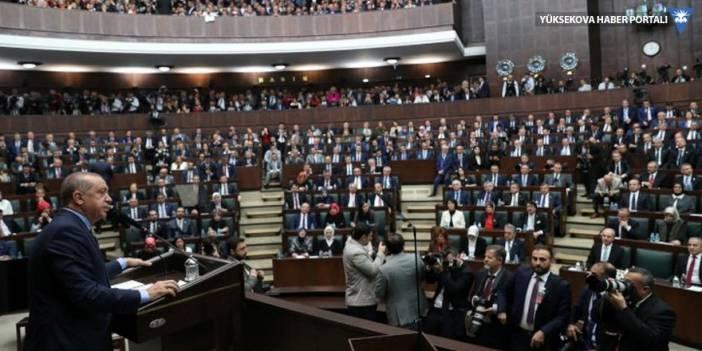 AK Parti grup toplantısına yaşlı ve çocuk alınmayacak