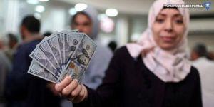 Filistinli memurların maaşları Katar'dan gelen parayla ödendi
