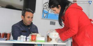Hakkari'de 'sağlıklı beslenme' konulu bilgilendirme