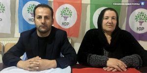 HDP Yüksekova ilçe teşkilatından duyuru!