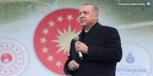 Erdoğan: Hadi erkekle bayan 100 metreyi koşsunlar? Bu adil olabilir mi?