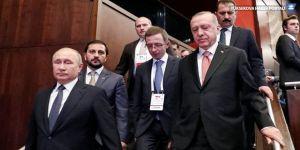 Putin Türk Akım için Türkiye'de