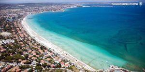 Çeşme Ilıca Plajı artık ücretsiz