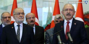 CHP: Saadet Partisi'nden randevu talep edeceğiz