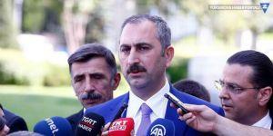 Adalet Bakanı'na Tahir Elçi sorusu