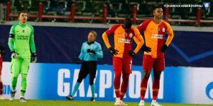 Galatasaray, Şampiyonlar Ligi'ne veda etti!