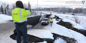 ABD'de 6.6 şiddetinde deprem: Tsunami uyarısı yapılıyor
