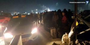 Ücretleri ödenmeyen 3. havalimanı işçileri zorla şantiyeden çıkarılıyor