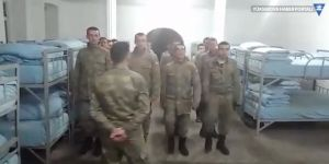 Askeri eğitimden MHP adayına selam!