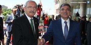 Abdullah Gül'ün ofisi: Kılıçdaroğlu ile seçim konuşulmadı