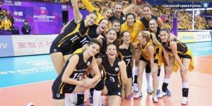 VakıfBank 3. kez dünya şampiyonu oldu