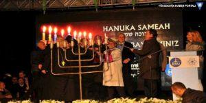 Hanuka Bayramı barışa adandı