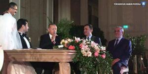 Erdoğan Karamollaoğlu'nun torununa şahitlik yaptı
