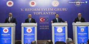 Adalet Bakanı Gül: Yargının yol haritası ocakta açıklanacak