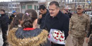 Hakkari Valisi Akbıyık Yüksekova'da: Haftada birkaç günümüzü ayırıyoruz