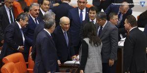 Bahçeli-Buldan görüşmesine İYİ Parti'den tepki!