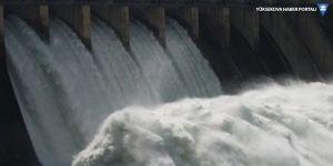 Diyarbakır'da baraj kapağı kırıldı, 5 ilçe uyarıldı