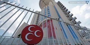Mersin'de MHP'den istifa