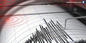 Malatya'da deprem büyüklüğü 4