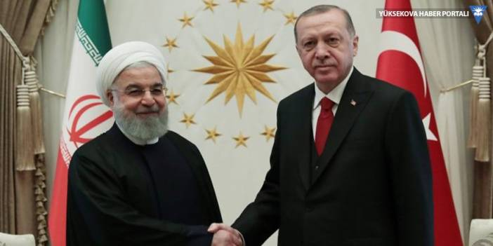 Ruhani'den Erdoğan'a İran-Türkiye-Suriye zirvesi teklifi