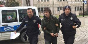 6 meyve suyu çalan genç tutuklandı!
