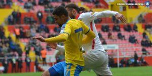 Göztepe gol oldu yağdı: 0-3