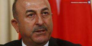 Çavuşoğlu: Türkiye S-400'den mektupla vazgeçmez