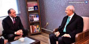 Kılıçdaroğlu'ndan MHP'ye ziyaret