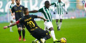 Bursaspor: 1 - Evkur Yeni Malatyaspor: 1