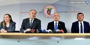 Kılıçdaroğlu: TTB'ye dava akıl tutulması