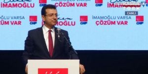 İmamoğlu: İstanbul ittifakıyla zafere ulaşacağız