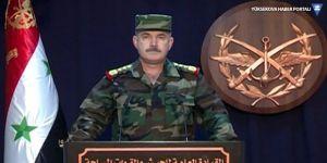 Suriye ordusu: Menbic'e girdik, bayrak çektik