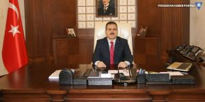 Hakkari Valisi Akbıyık'tan yeni yıl mesajı