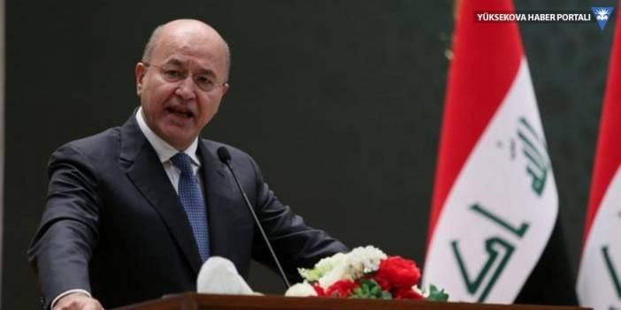 Berhem Salih: Fransız IŞİD'ciler Irak'ta yargılanacak