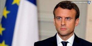 Macron: IŞİD yeniden canlanırsa sorumlusu Türkiye olur