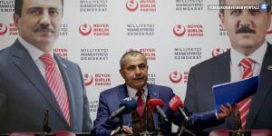 Yaşar Sayan: BBP, Cumhur İttifakı'nın üvey evladı muamelesi gördü