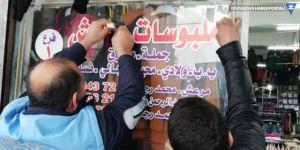 Kahramanmaraş'ta Arapça yazılı tabelalar zabıta ekiplerince söküldü