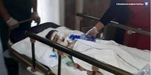Babasının elektrik süpürgesi demiriyle dövdüğü minik Mertcan hayatını kaybetti