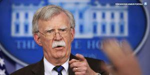 Bolton: Saldırının arkasında İran var
