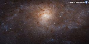 Uzay teleskobu 655 milyon piksellik kare görüntüledi