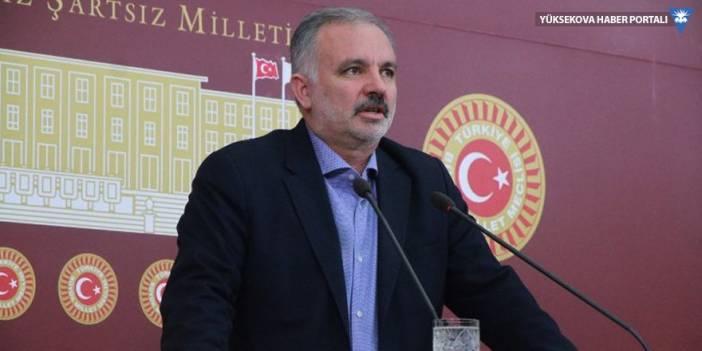 HDP'li Bilgen'den AK Parti'li Yılmaz'a: Oy vererek cennete gideceğini sananlar dünyayı cehenneme çevirirler