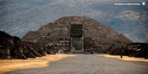 Ay Piramidi'nin altında gizli geçit bulundu