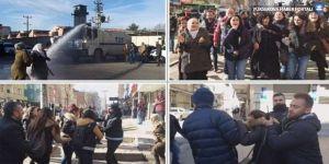Leyla Güven'e destek eyleminde 20 gözaltı