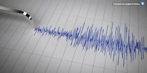 Van'da 4,3'lük deprem