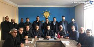 AK Parti Cihanbeyli ilçe yönetimi istifa etti