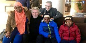 IŞİD'ci babanın kaçırdığı çocukları Roger Waters kurtardı